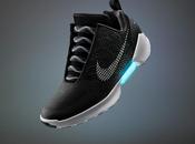Nike HyperAdapt 1.0, zapatillas deportivas abrochan solas