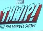 Marvel anuncia programa variedades Thwip!