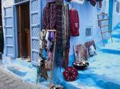 Marruecos pueblo azul imagen, historia