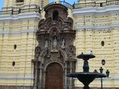 Basílica Convento Francisco Lima, Perú