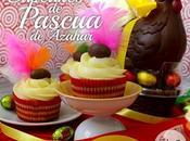 Semana santa 2016 (ii): cupcakes pascua azahar easter orange blossom
