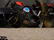 "Alonso tuvo fuerte accidente Australia: culpa Gutierrez"" Video Imagenes"