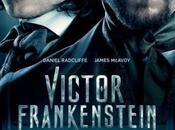 #NosVamosAlCine Crítica: Película: Victor Frankenstein