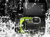 Olympus Tough TG-870, nueva compacta resistente, angular Full