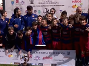 Alevín Barça gana Betis final Torneo Burriana (video)