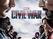 tráiler Capitán América: Civil todo recorrido