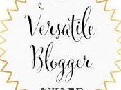 Regreso gande… ¡Premio Versatile Blogger!
