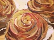 Receta: apple roses macrobiotivas