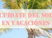 Cuídate vacaciones