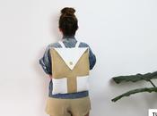 Mochila minimalista Cómo coser polipiel