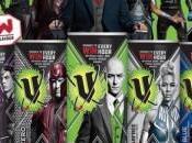 Bebidas energéticas mutantes X-Men: Apocalipsis