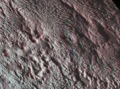 anguloso terreno Plutón