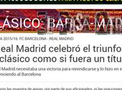 clásico, otro título para Sport... pero solo gana Madrid