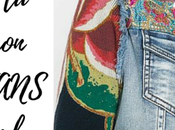 Customiza ropa EXOTIC JEANS Desigual