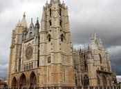 León. Camino Santiago tierras construyeron catedrales góticasWhy Gothic cathedrals were built