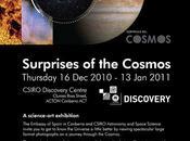 """Exposición """"Sorpresas Cosmos"""" Canberra"""