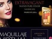 Herramienta Maquillaje virtual Estée Lauder