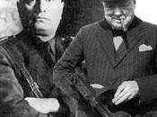 Churchill azuza pueblo italiano contra Duce 23/12/1940.