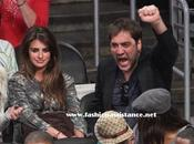 Penélope Cruz Javier Bardem estadio Lakers, Angeles. Analizamos look