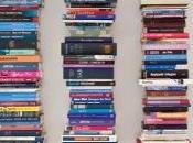Estanterías libros flotantes