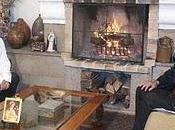 Paella, tortilla calor hogar hermano Juan Luis