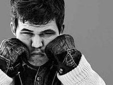Carlsen nuevo cima ajedrez mundial