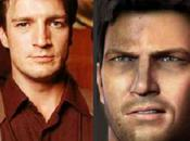 "campaña Nathan Fillion para protagonizar ""Uncharted"""