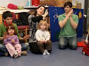 clases español para niños través música movimiento