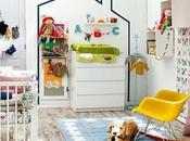 Ideas para decorar paredes dormitorio infantil