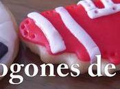 Galletas botas fútbol balones (cumple lucas)