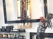 Noguera Hair Salon, salón belleza galería arte efímera