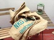 Decorar sacos puede hacer cualquiera...)