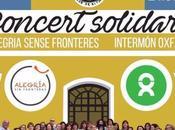 Concierto solidario Gospel Girls presentación libro Alegría Gambo, mirada etíope alimentó vida