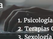 cursos online Psicología Deporte, Terapia Sexual Terapias Tercera Generación AACP [Sponsor]
