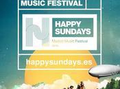 Cancelado festival madrileño Happy Sundays