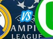 Real Madrid Wolfsburgo Vivo Vuelta Cuartos Final Champions League Martes Abril 2016
