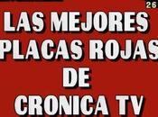 Mejores Placas Rojas CronicaTv