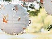 Mariposas para decorar boda