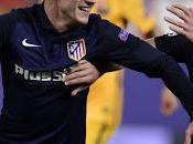 Goles resumen amplio: Atlético Madrid-2 Barcelona-0 (Champions)