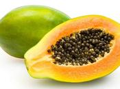 Papaya, fruta sana intestino