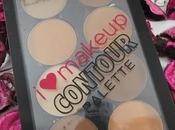love MakeUp Contour Palette L.A. Colors