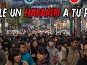 Cómo viajar Japón hacerle harakiri presupuesto