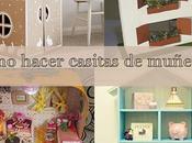 Como hacer casitas muñecas