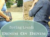 DENIM DENIM: Tendencia Primavera-Spring trend