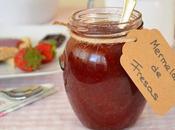 Mermelada fresas casera baja azúcar