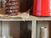 "Cookies chocolate dulce leche ""Amigas unidas click"""