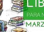 Libros para niños, Marzo