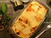 Pastel patata pimiento verde
