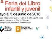 Feria libro Infantil Juvenil Montevideo.