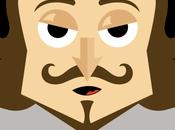 Shakespeare inmortalizado historia emoji